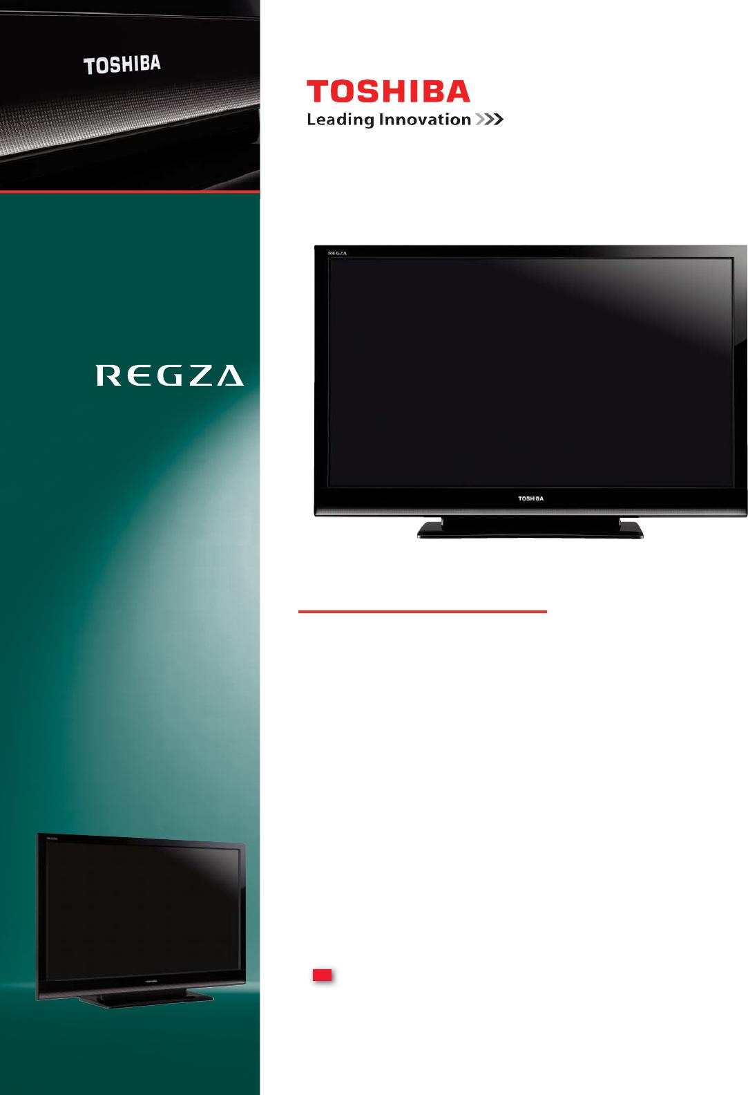toshiba regza tv user guide ergogett