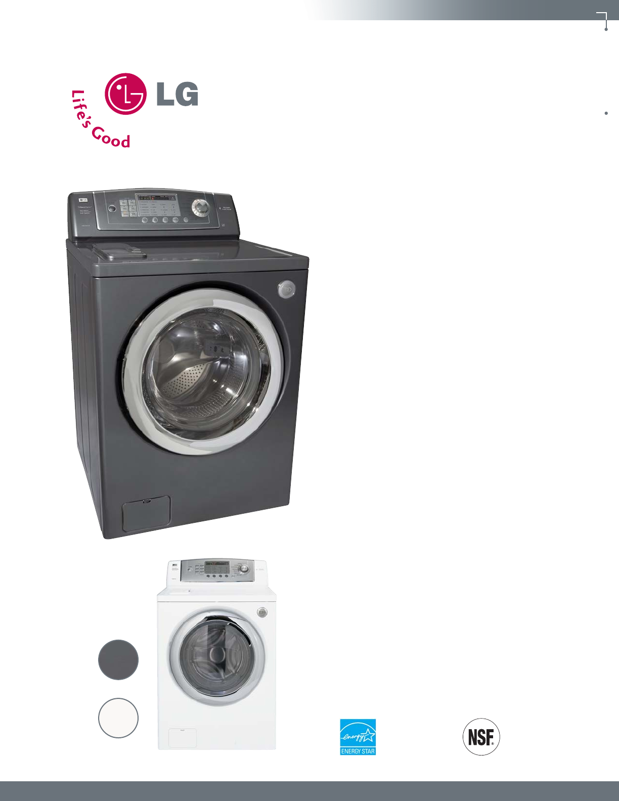 lg electronics washer wm0742hga user guide manualsonline com rh office manualsonline com LG Television Manual LG Television Manual