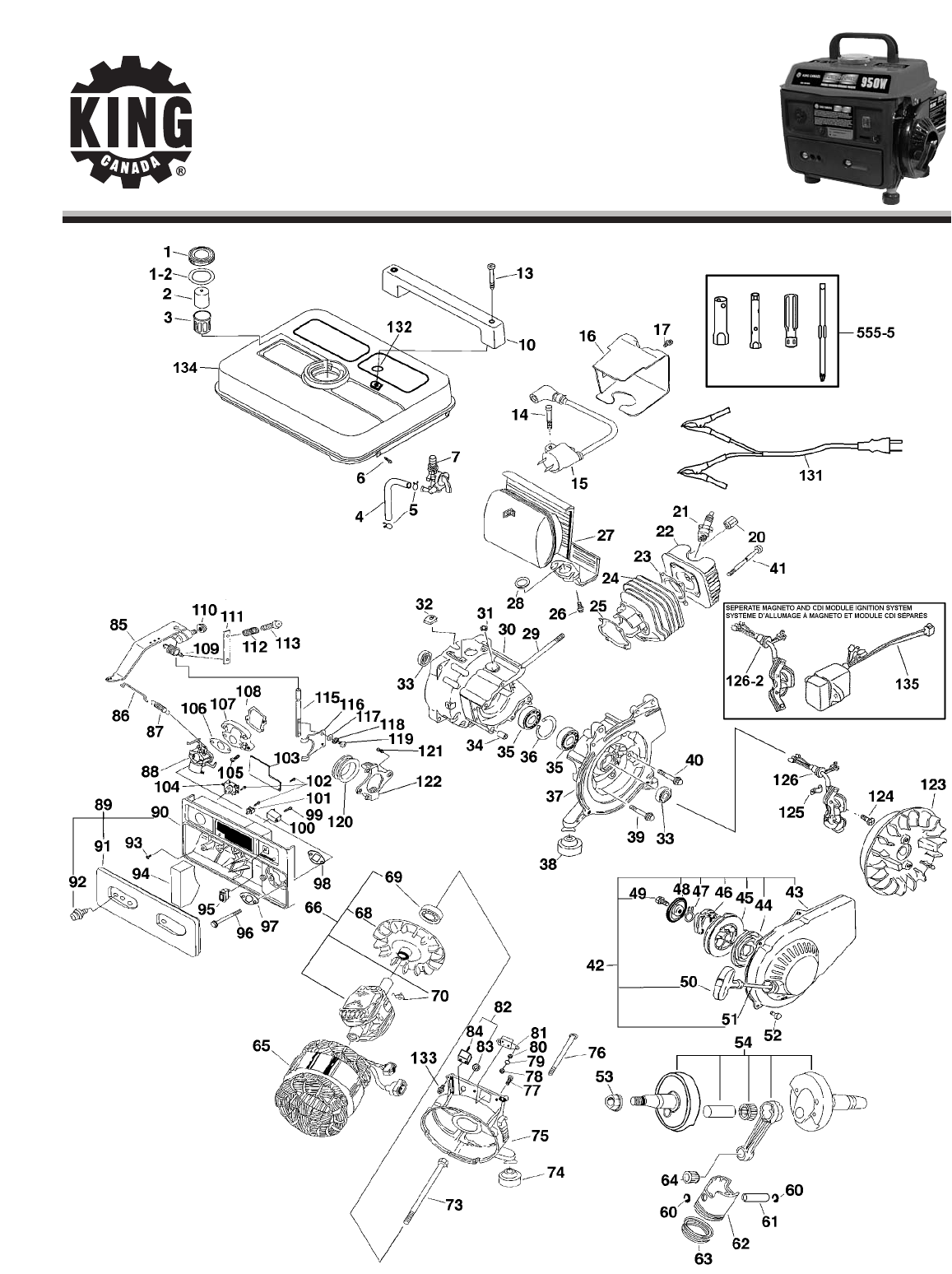 Predator 8750 Generator Wiring Diagram on Predator Generator Electrical Schematic