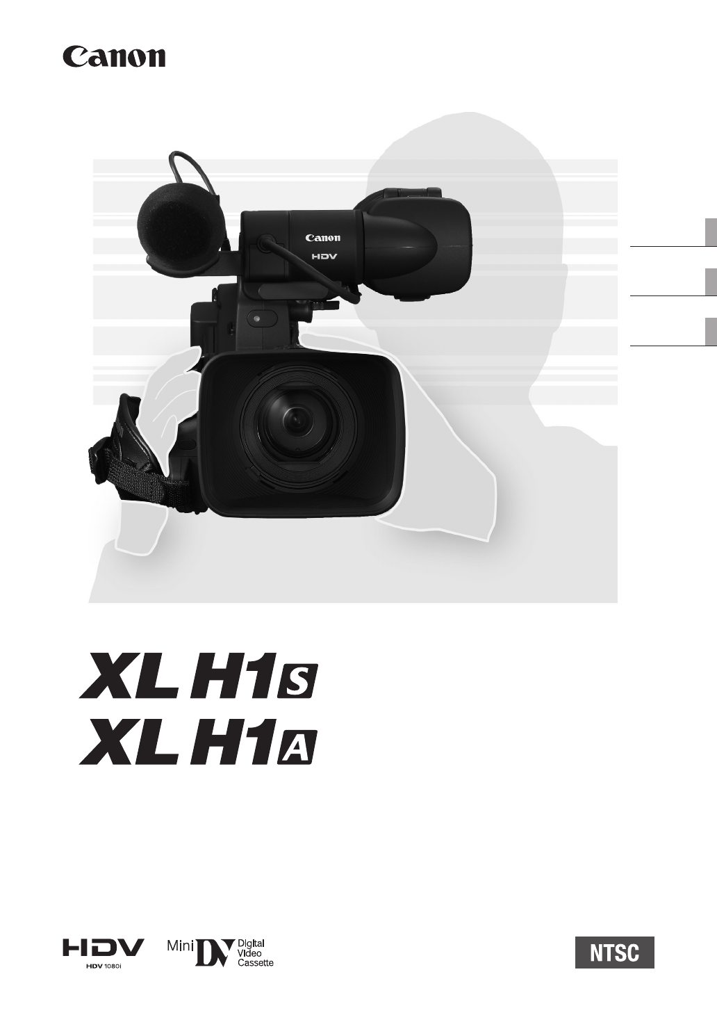 cannon camcorder xl h1 a user guide manualsonline com rh camera manualsonline com Canon 7D Manual Canon Camera User Manual