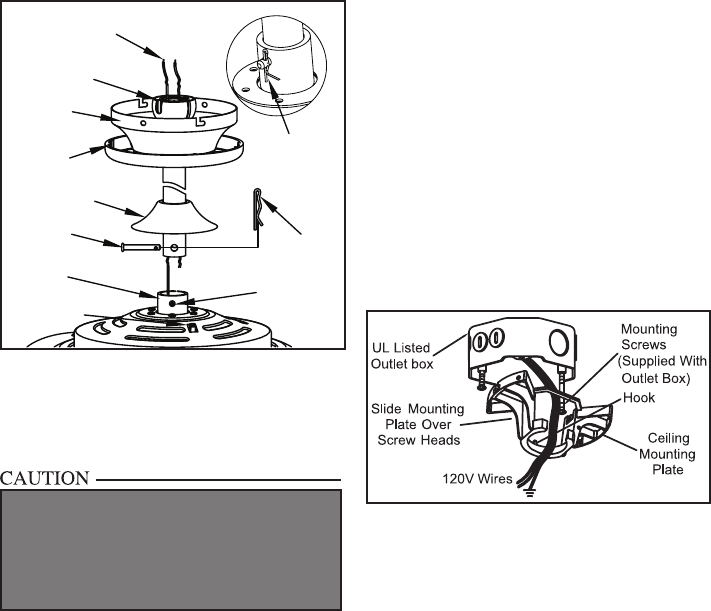 page 7 of hampton bay outdoor ceiling fan 68-atr user guide,Wiring diagram,Wiring Diagram For Hampton Bay 68 Atr