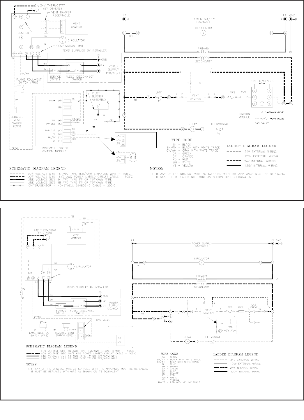 Page 21 of Crown Boiler Boiler CWI069 User Guide ManualsOnlinecom
