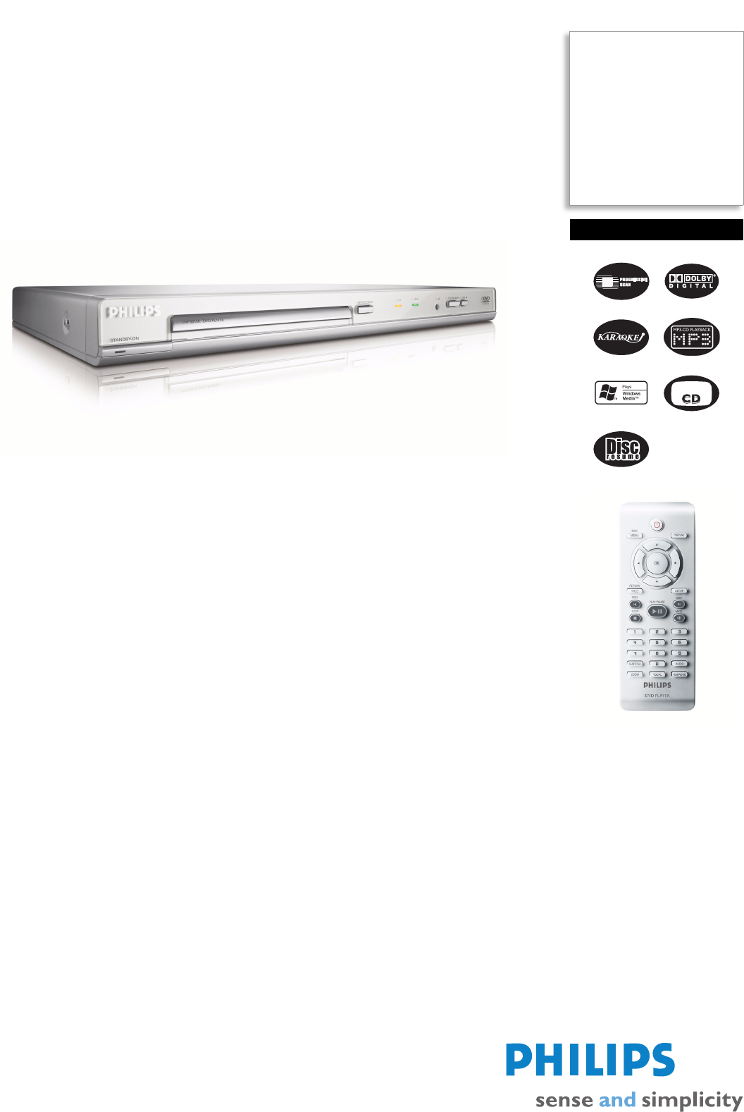 philips dvd player dvp5990 manual