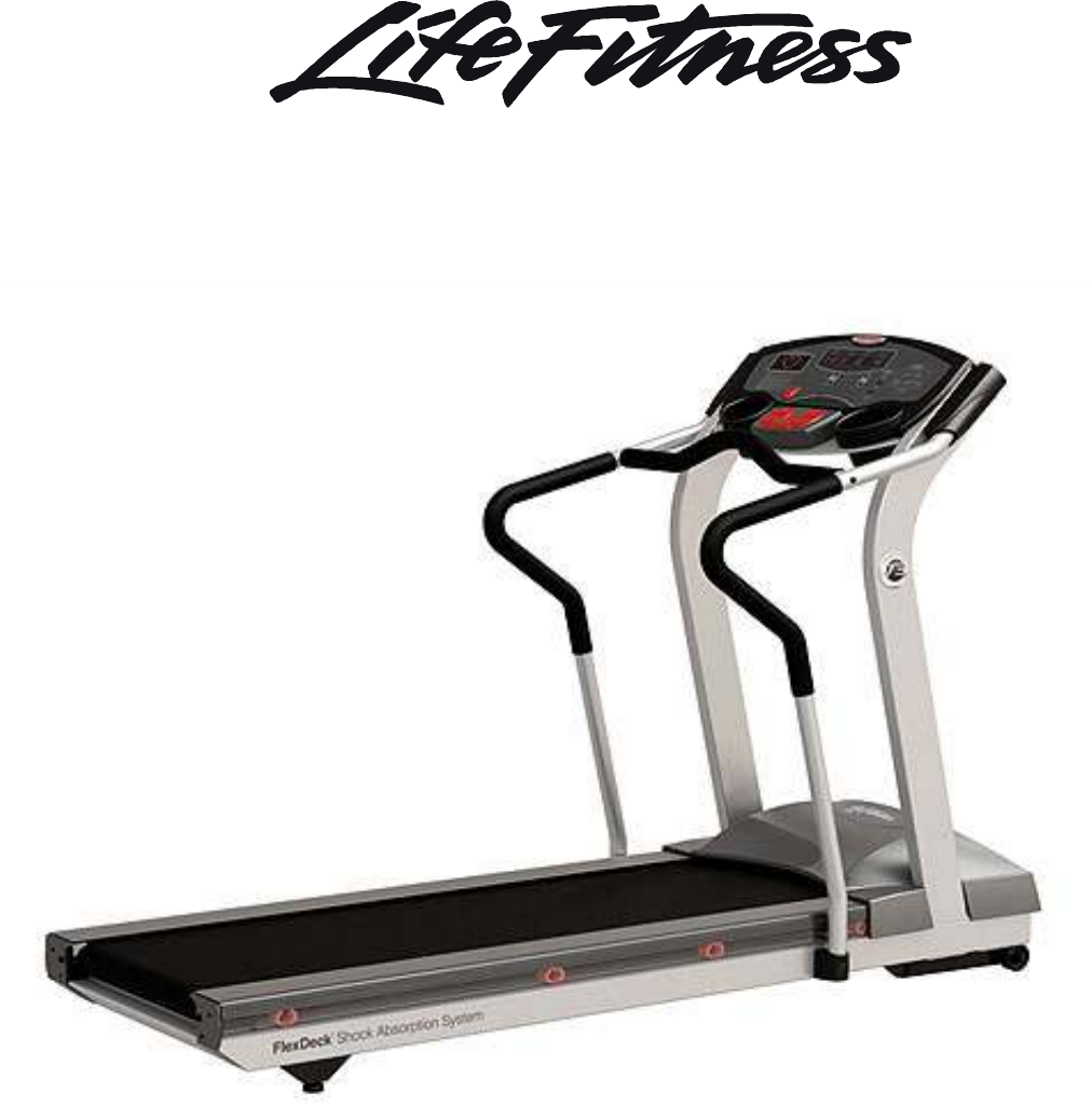 Life Fitness Treadmill Operation Manual: Life Fitness Treadmill T3.5 User Guide