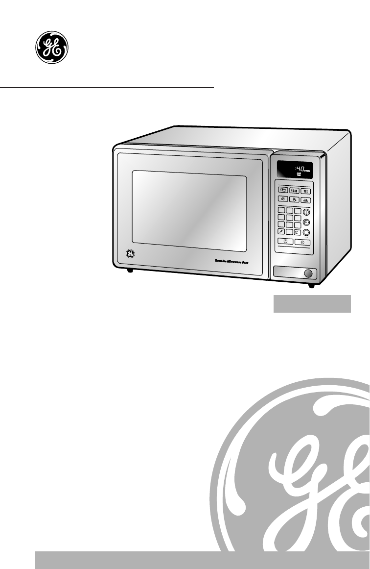ge microwave oven jes733 user guide manualsonline com general electric turntable microwave oven manual general electric microwave convection oven manual