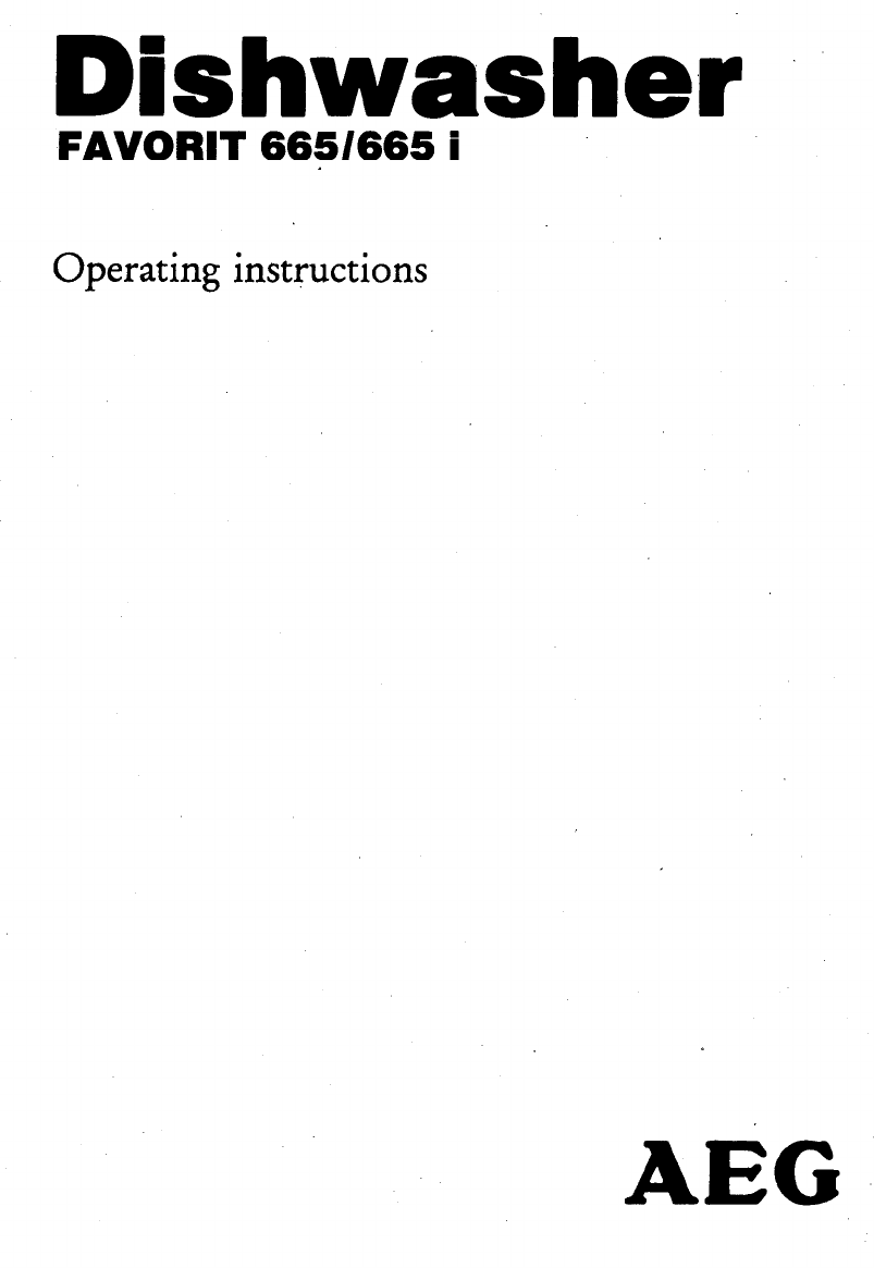 aeg competence double oven user manual