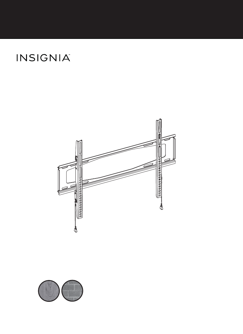 Insignia Tv Mount Ns Tvmfp23 User Guide Manualsonline Com