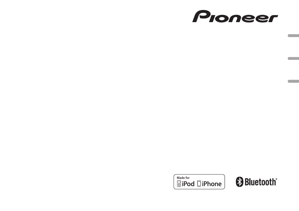 pioneer car stereo system deh 6400bt user guide manualsonline com rh phone manualsonline com Pioneer DEH-6400BT Wiring Speaker Pioneer DEH-6400BT Wiring Speaker