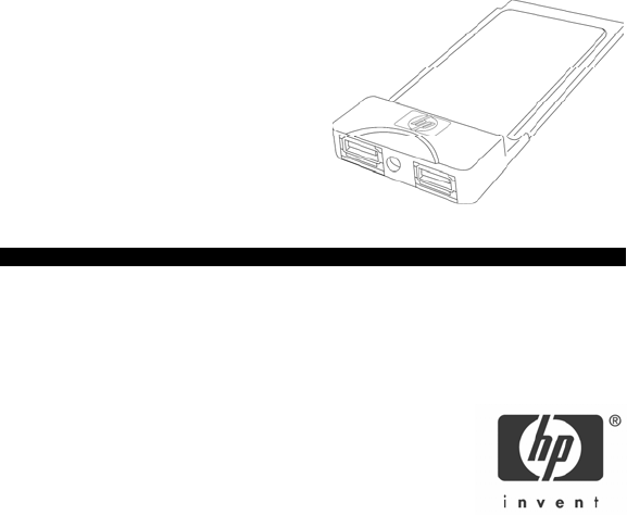Hp Hewlett Packard Network Card Usb Cardbus User Guide