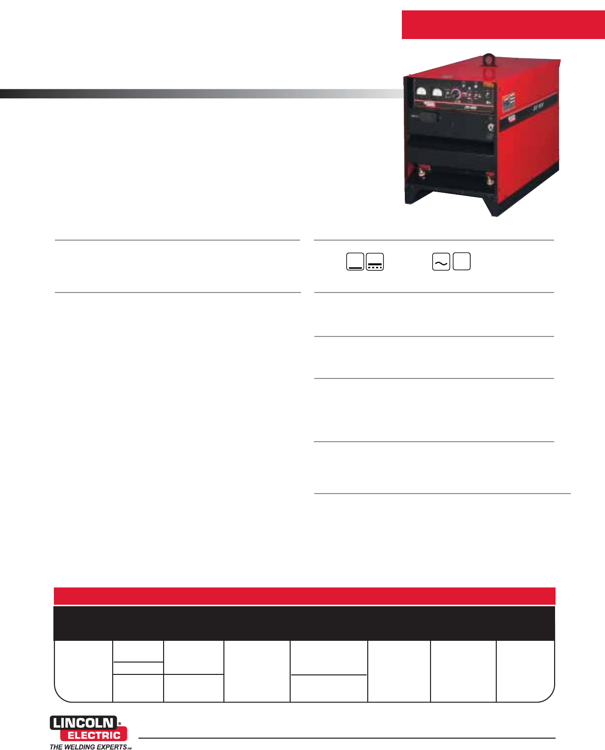 Lincoln Electric Welder DC-600 User Guide   ManualsOnline.com