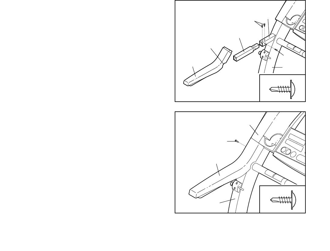 proform treadmill manual tighten belt