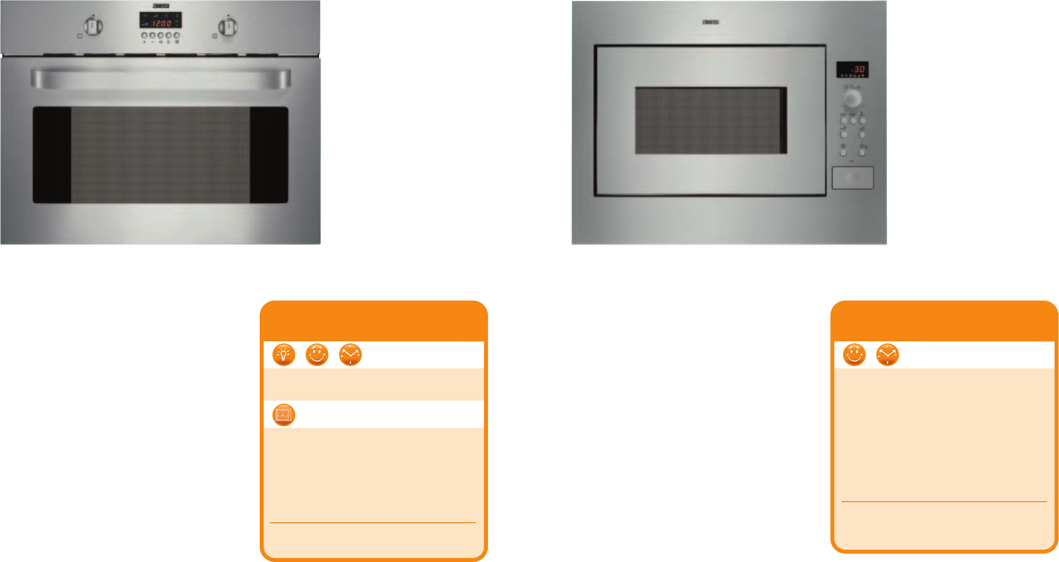 page 3 of zanussi microwave oven znm11 user guide manualsonline com rh kitchen manualsonline com zanussi zod370x double electric oven manual Zanussi Oven Malaysia