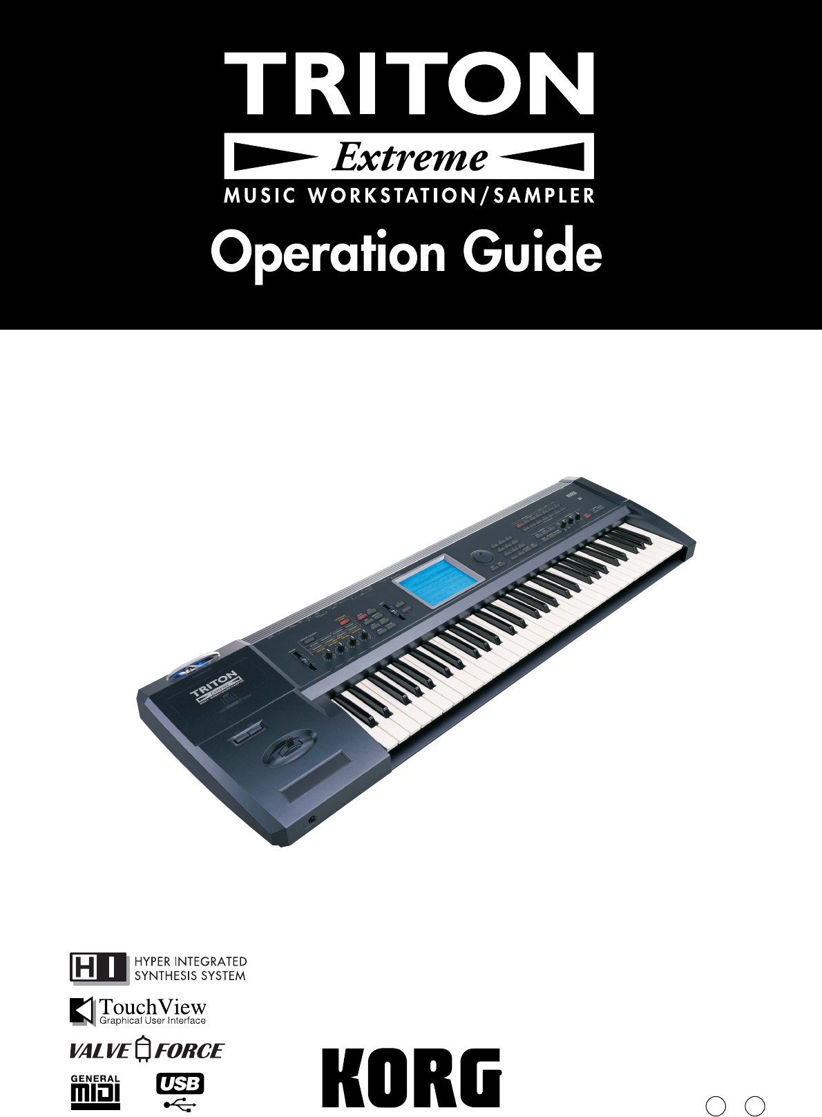 Korg musical instrument music workstationsampler user guide korg musical instrument music workstationsampler user guide manualsonline publicscrutiny Image collections