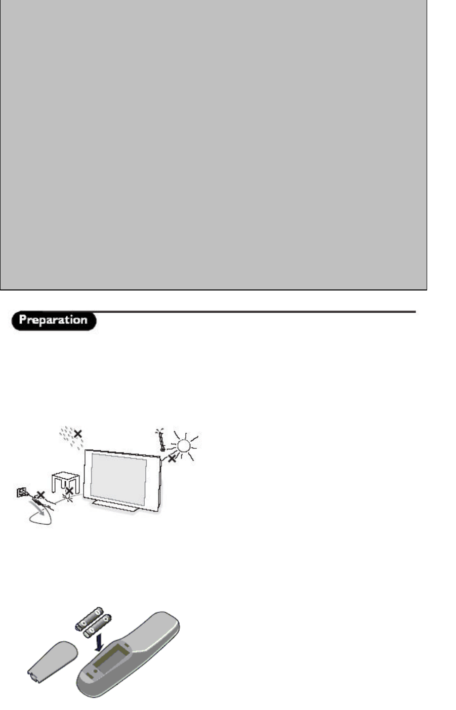 Page 2 Of Philips Flat Panel Television 20ft3310 37 User