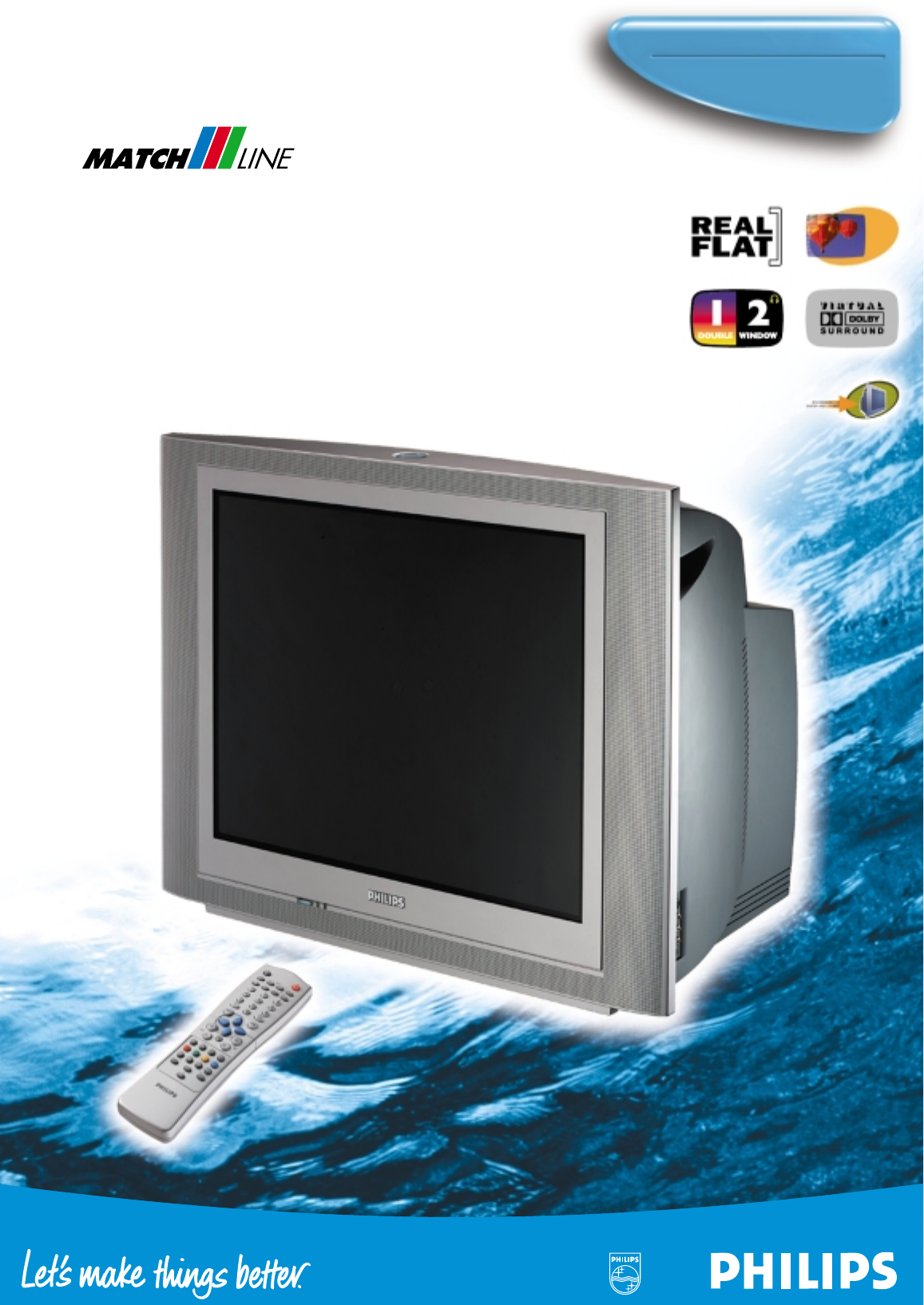 philips crt television 34pt6361 user guide manualsonline com rh tv manualsonline com Philips DVD Player Manual Philips DVD Player Manual