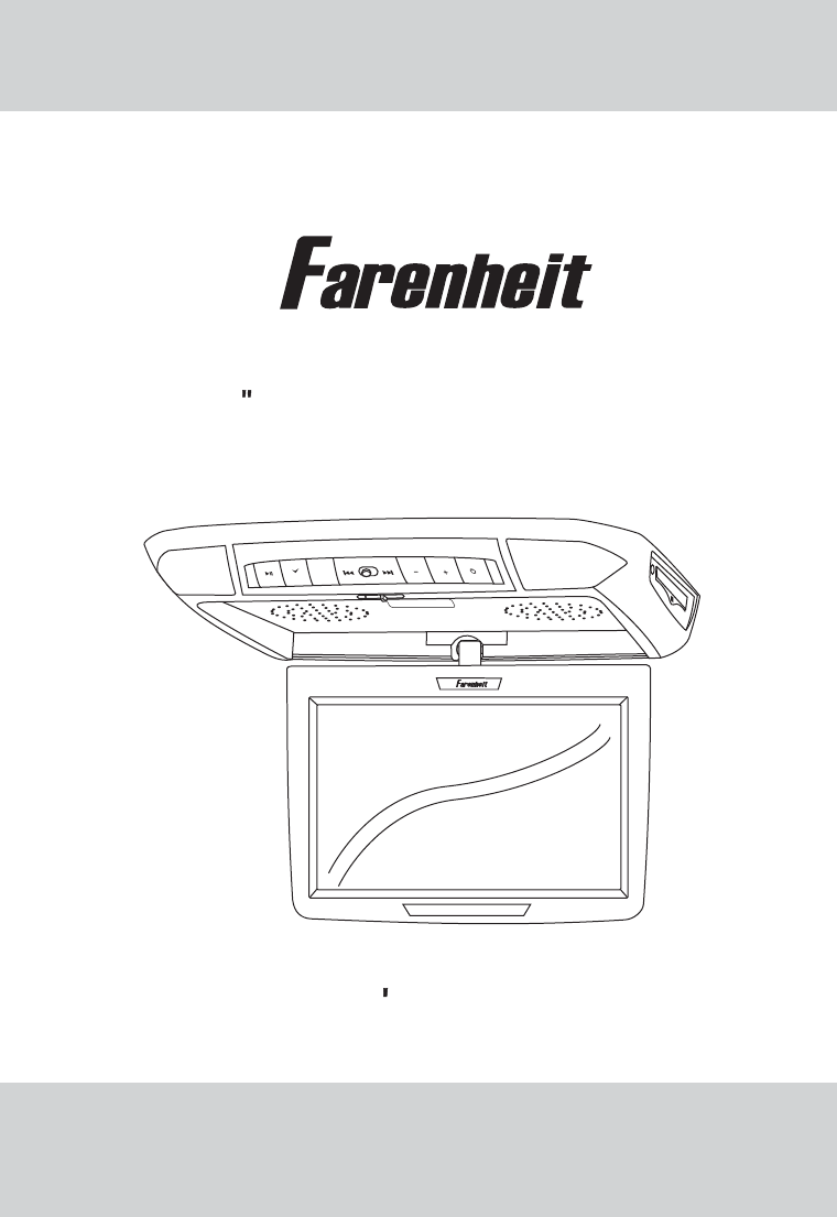 farenheit technologies dvd player md 1120cm user guide owner s manual
