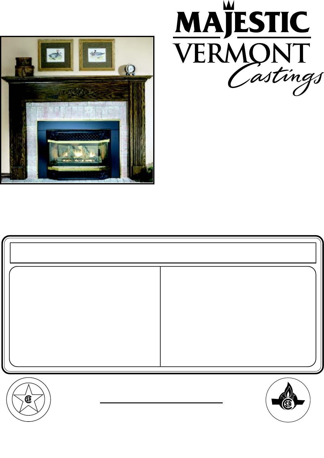 vermont casting indoor fireplace rhe32 user guide manualsonline com