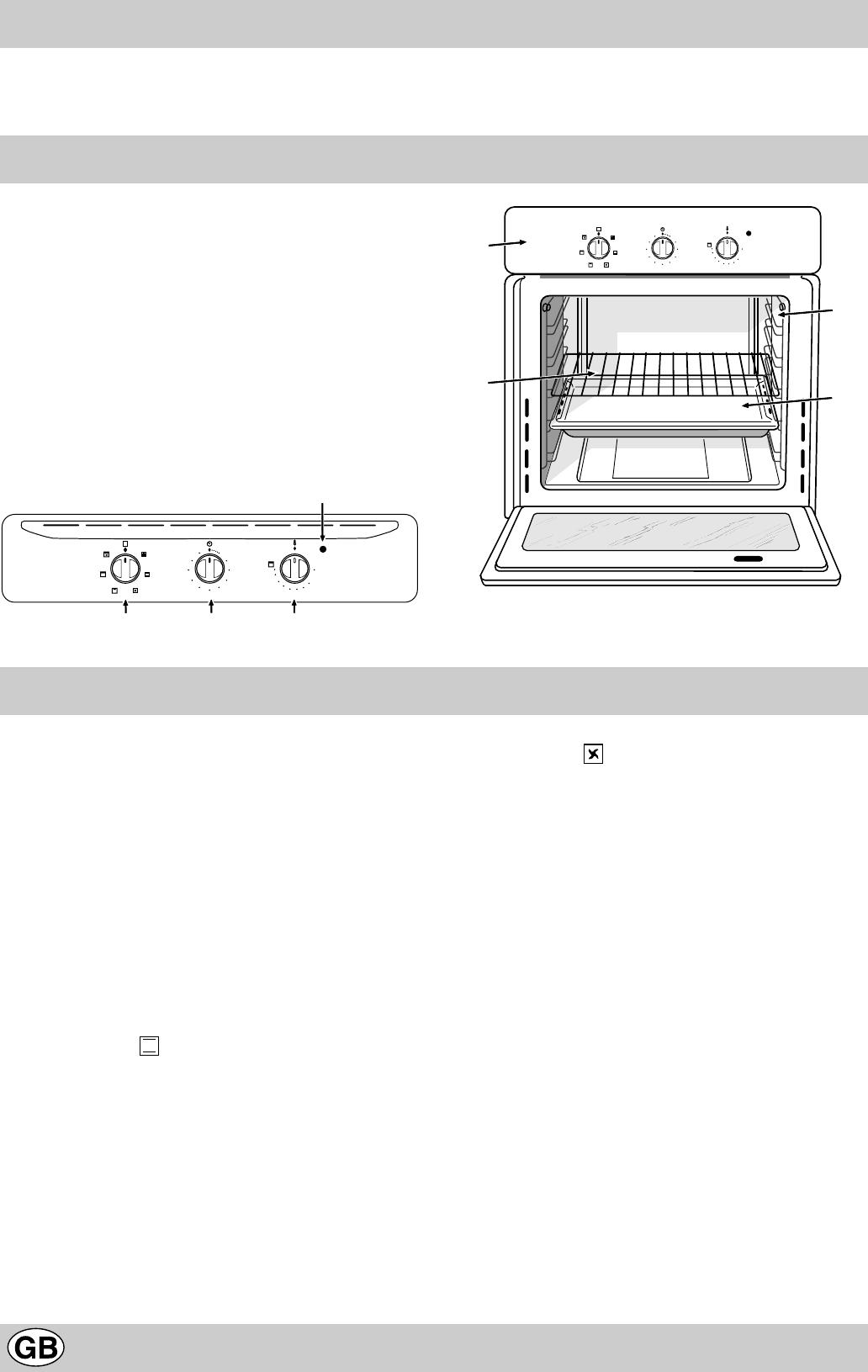 Духовки ariston инструкция