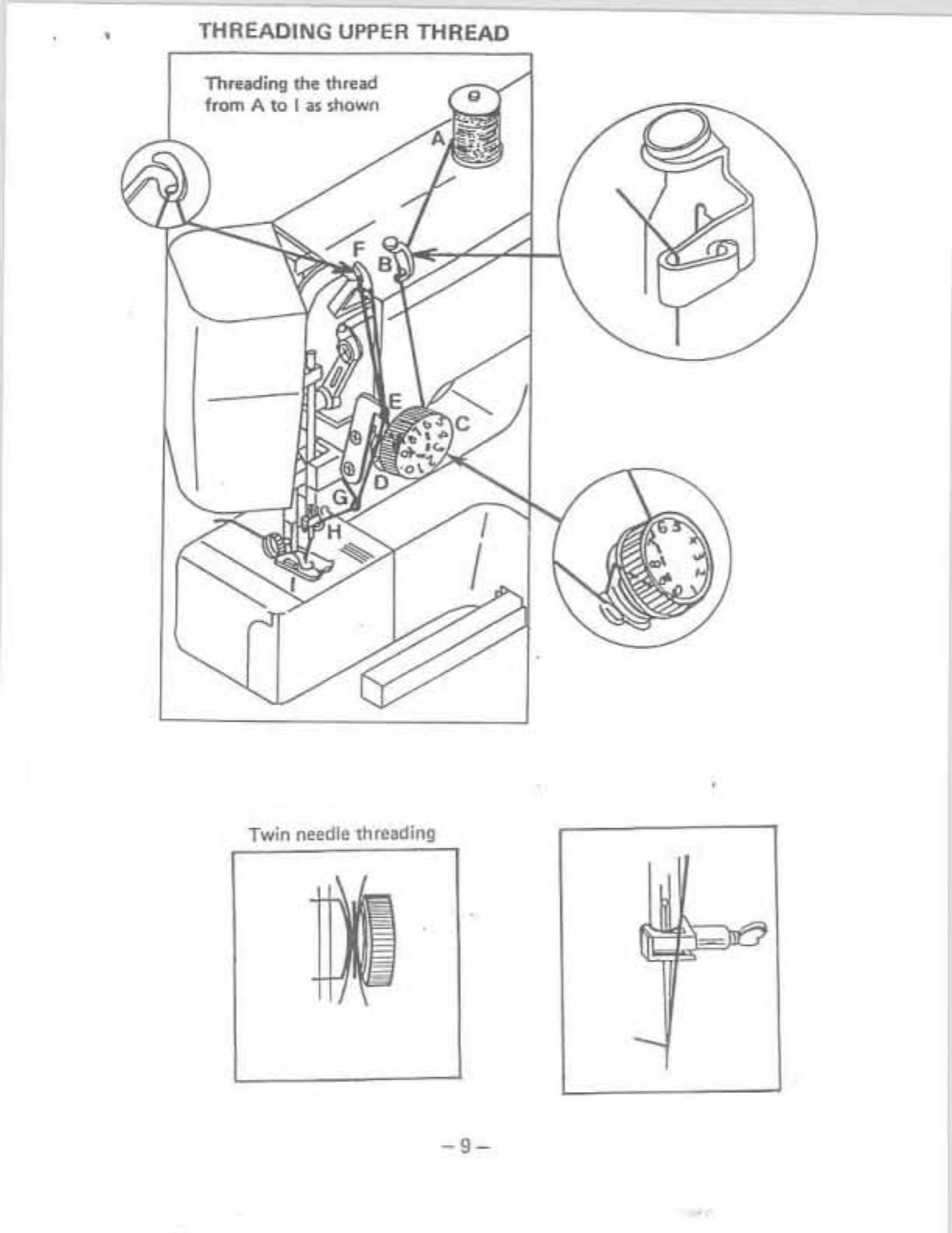 Photos of Riccar Vacuum Repair Manual