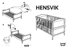ikea sundvik cot assembly instructions