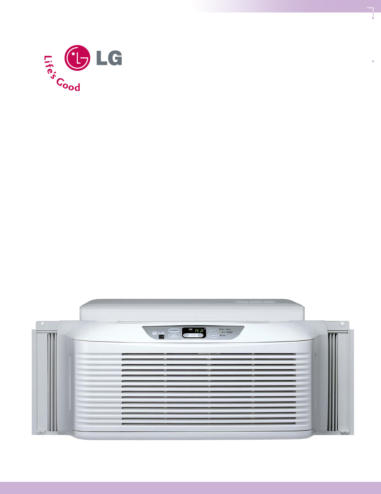 lg electronics air conditioner gl6000er user guide lg air conditioner user manual lg air conditioner operation manual