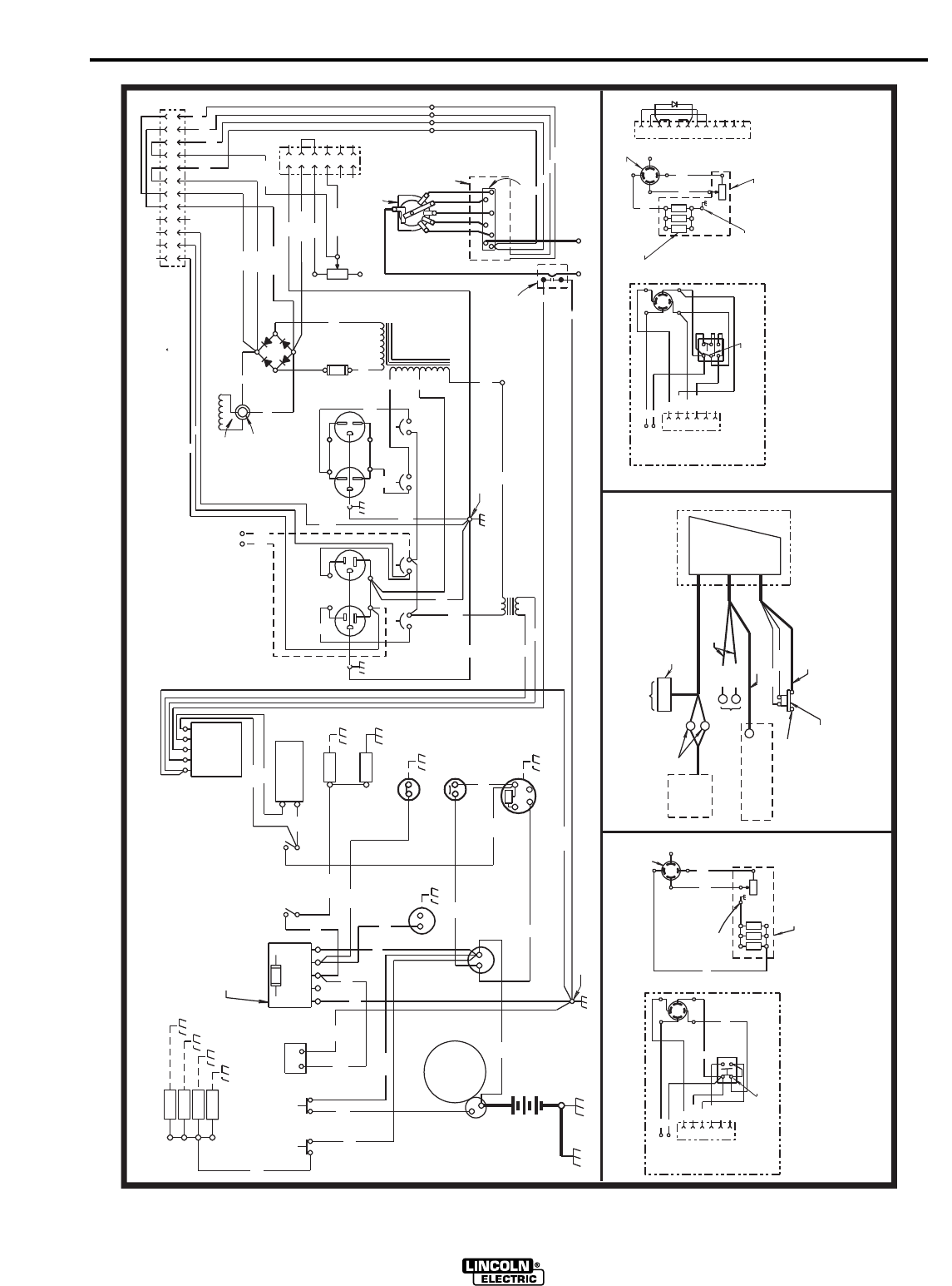 lincoln idealarc wiring diagram