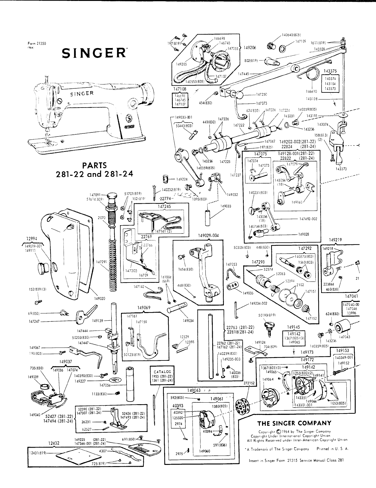 Sewing Machine Schematics - Wiring Diagram Schematics