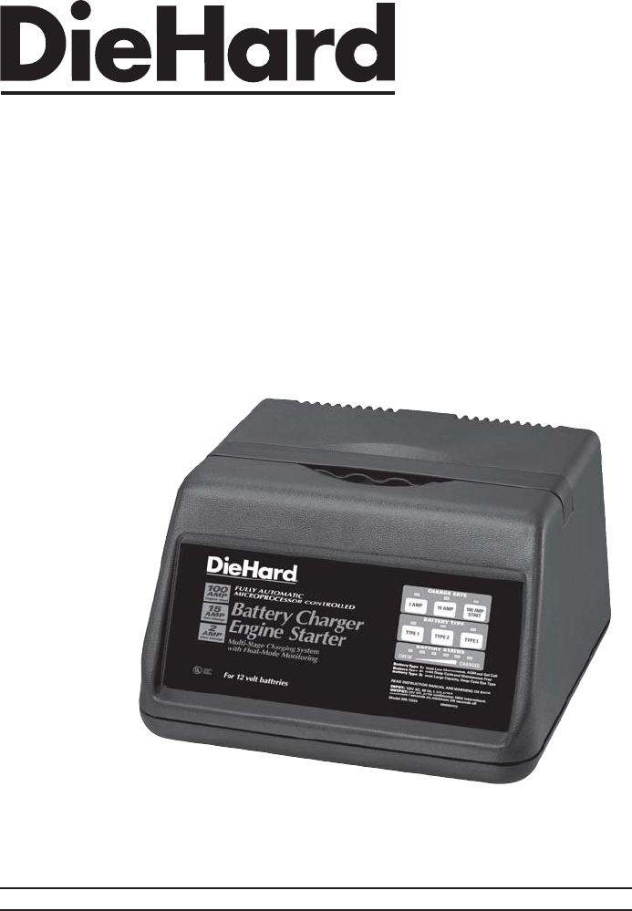 sears battery charger 200 71224 user guide manualsonline com sears manual battery charger 10 2 50 sears 1.5 amp manual battery charger