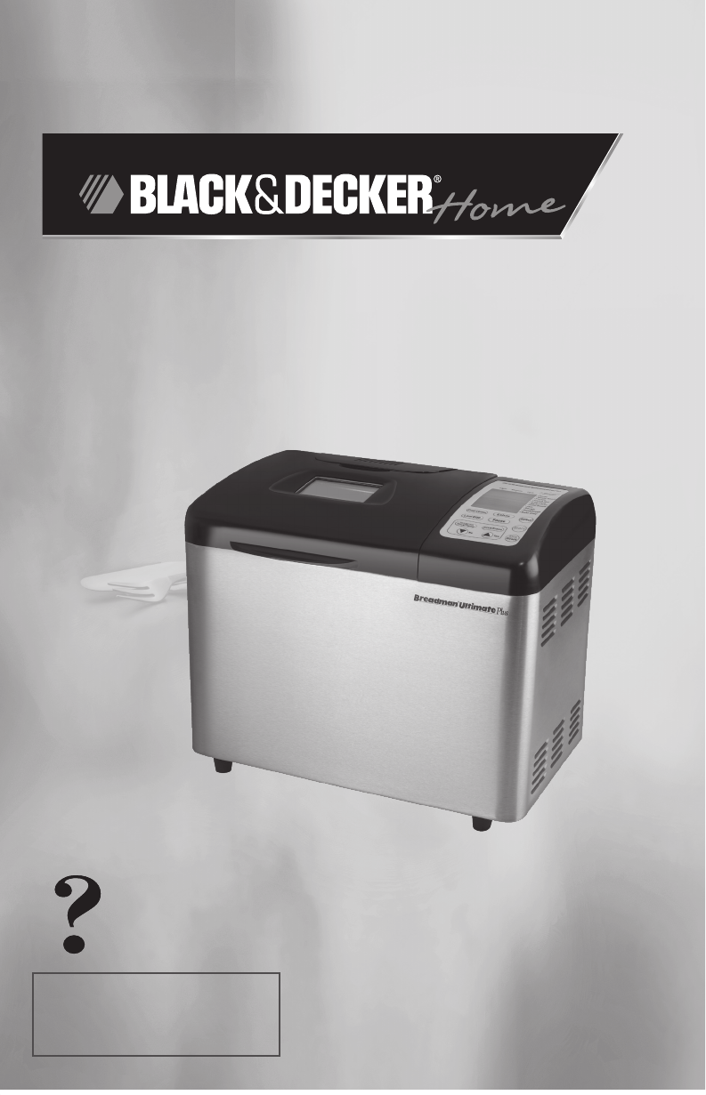 Free Bread Maker User Manuals | ManualsOnline.com