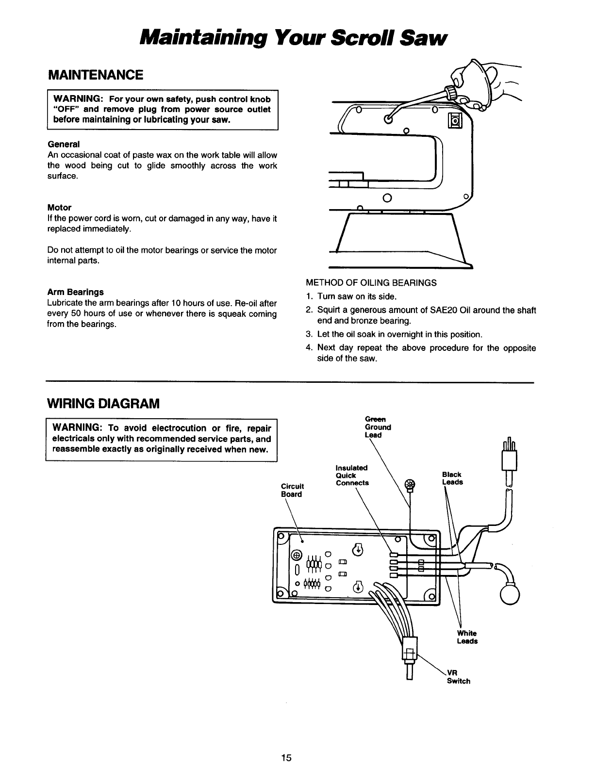 Page 15 of Makita Saw SJ401 User Guide | ManualsOnline.comPower Tools Manuals - ManualsOnline.com