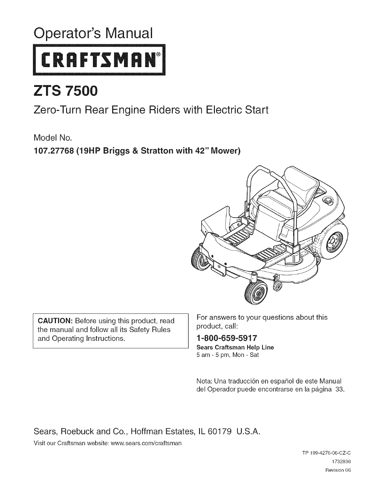 f031524f 081a 42c1 aab5 328d055ebef1 bg1 craftsman lawn mower 107 27768 user guide manualsonline com  at gsmx.co