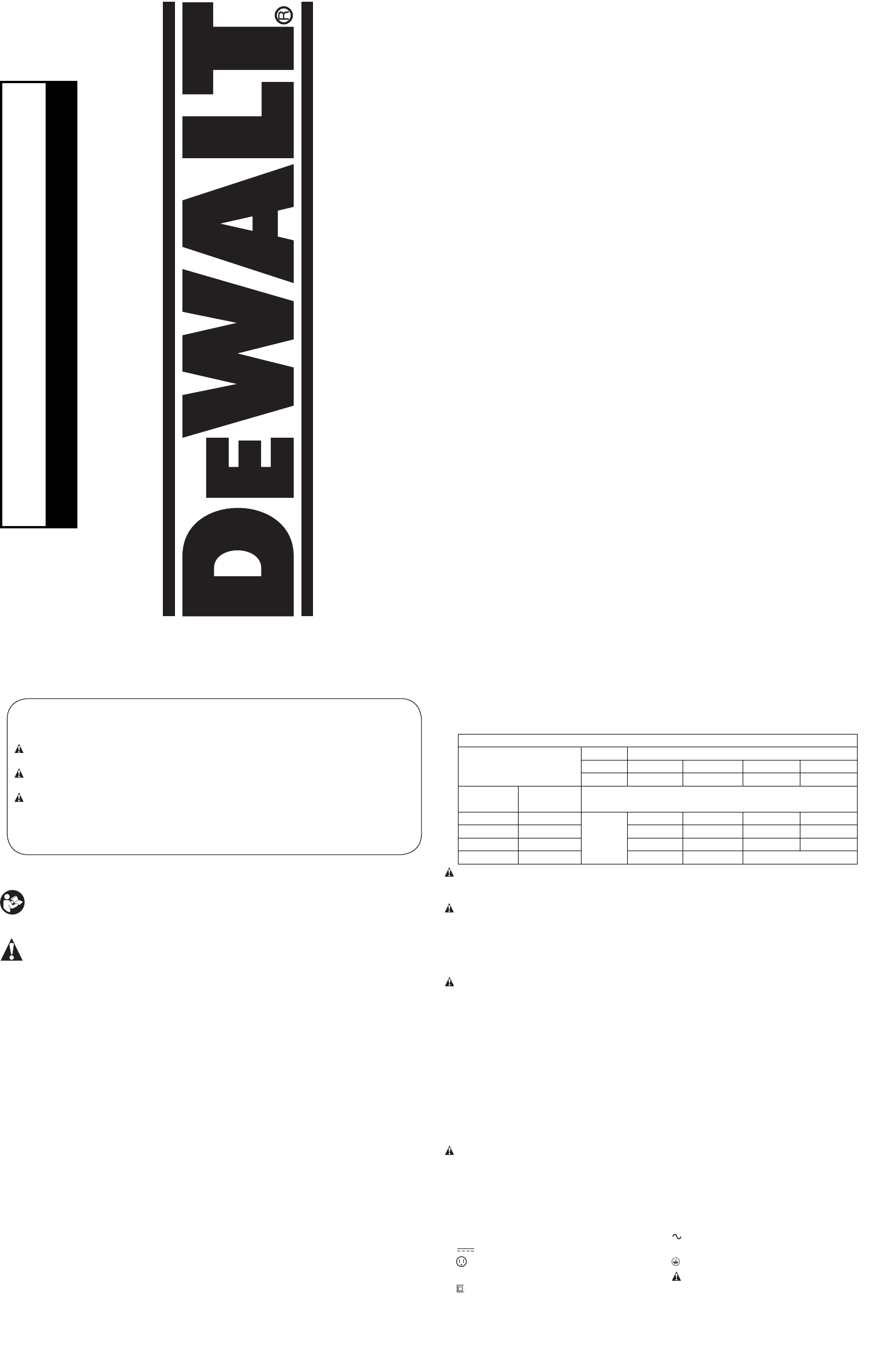 Dewalt Drill Dw235g User Guide