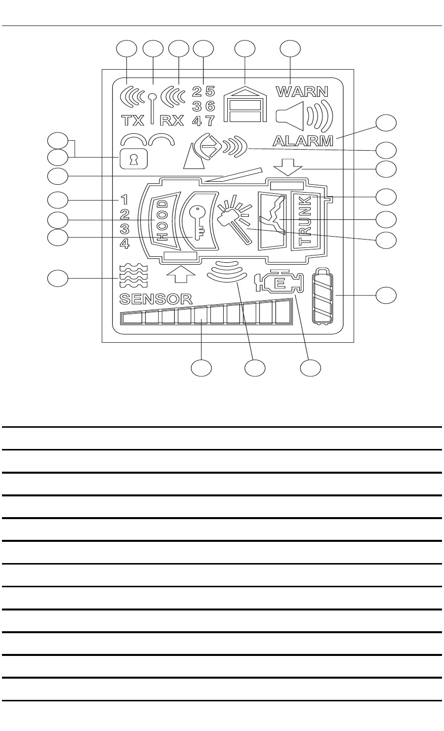 F Dd Abb Ac Bafb B C F Bg on Viper 5704v Wiring Diagram For Alarm