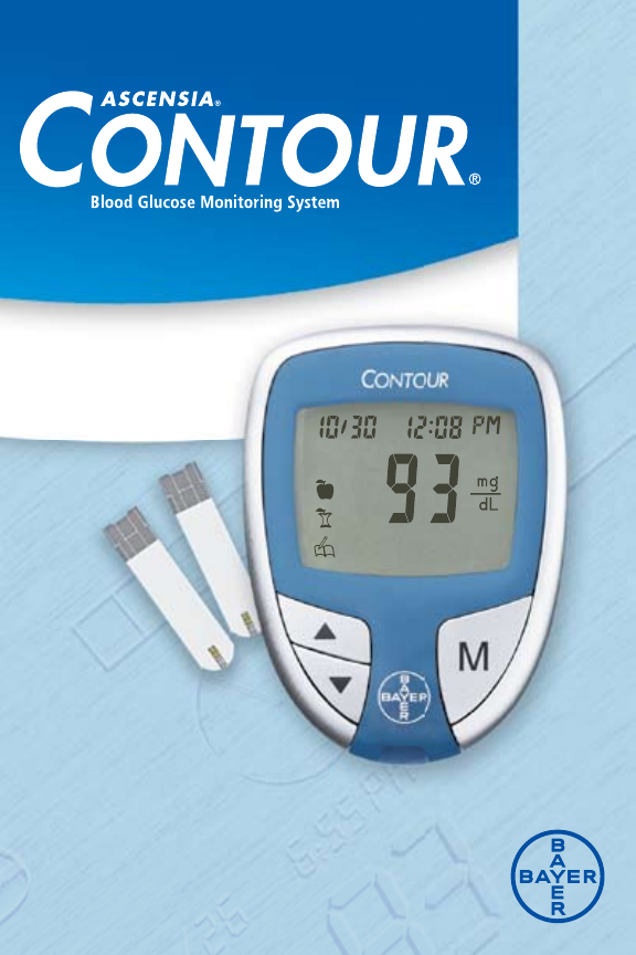 bayer healthcare blood glucose meter contour blood glucose meter and rh personalcare manualsonline com bayer contour glucose meter manual contour glucose monitor manual