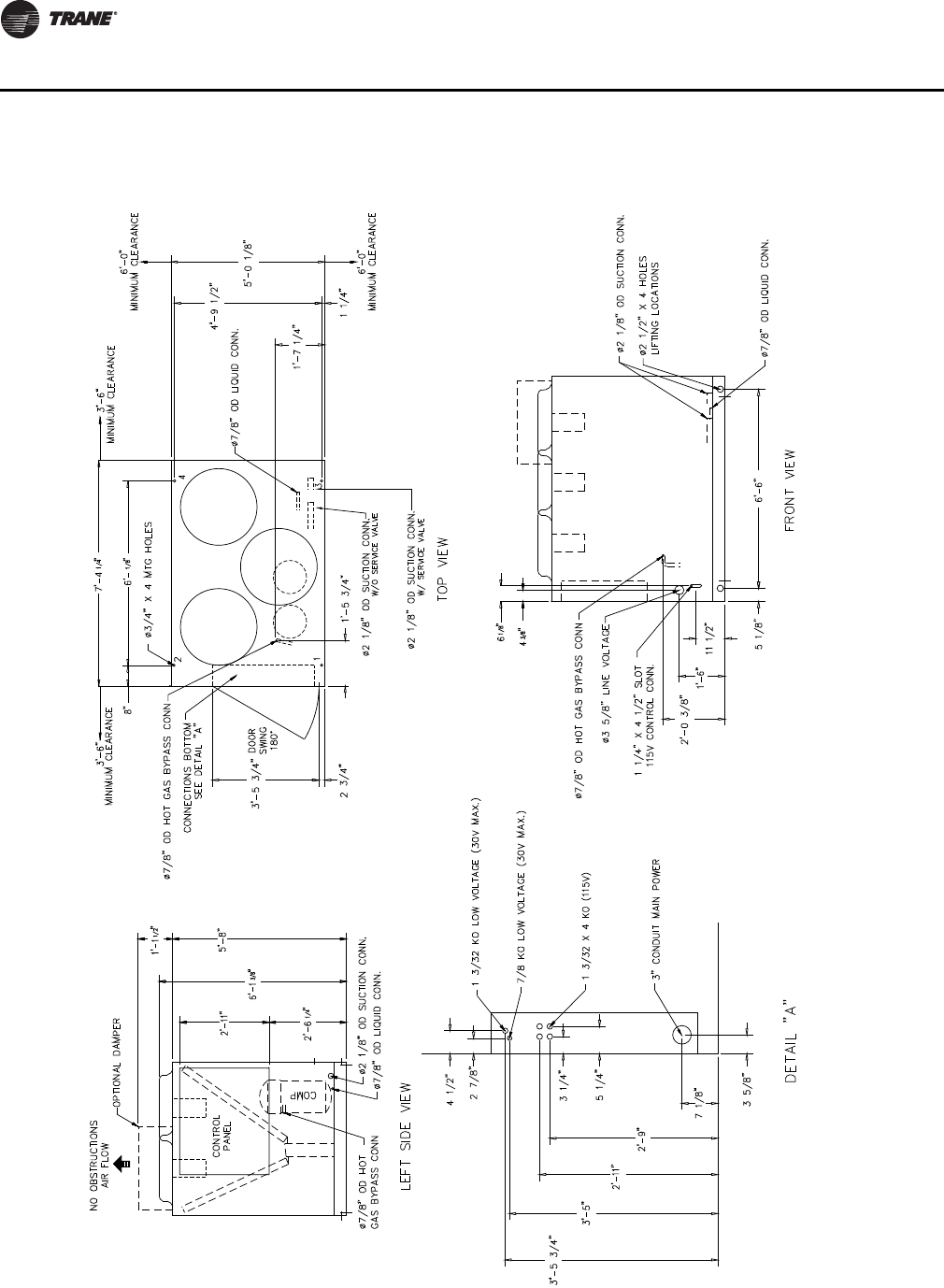 page 12 of trane air conditioner rauc