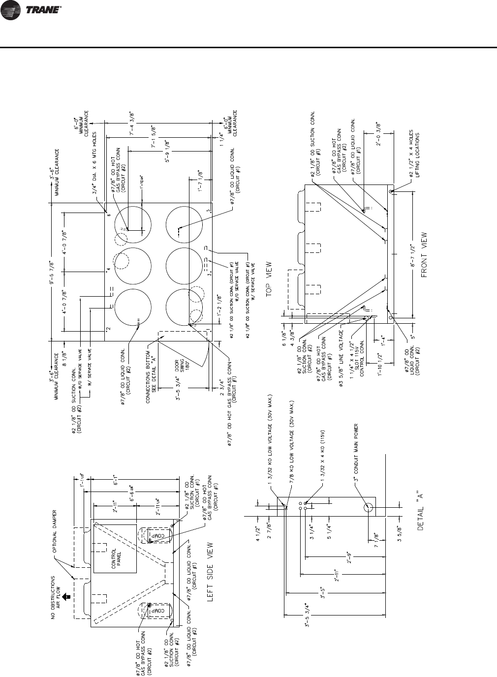 page 14 of trane air conditioner rauc