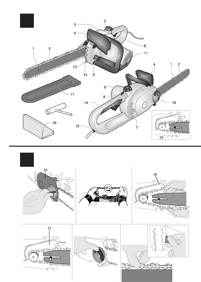 mcculloch super airstream iv manual