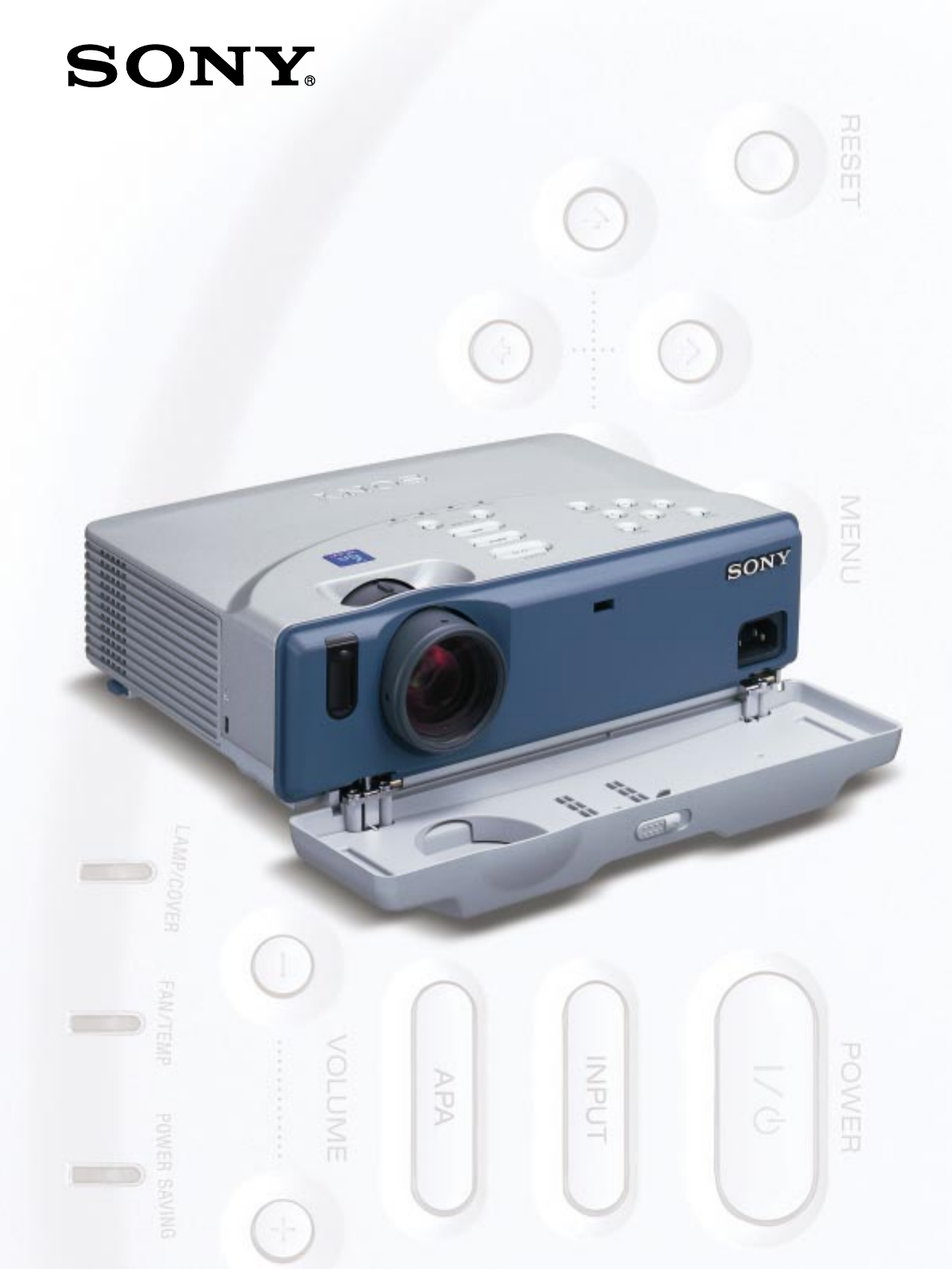 sony projector vpl cx1 cs2 user guide manualsonline com rh manualsonline com DLP Projector Best Multimedia Projector