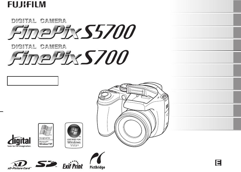 fujifilm digital camera finepix s5700 user guide manualsonline com rh manualsonline com Fujifilm S100FS Fujifilm FinePix S Camera