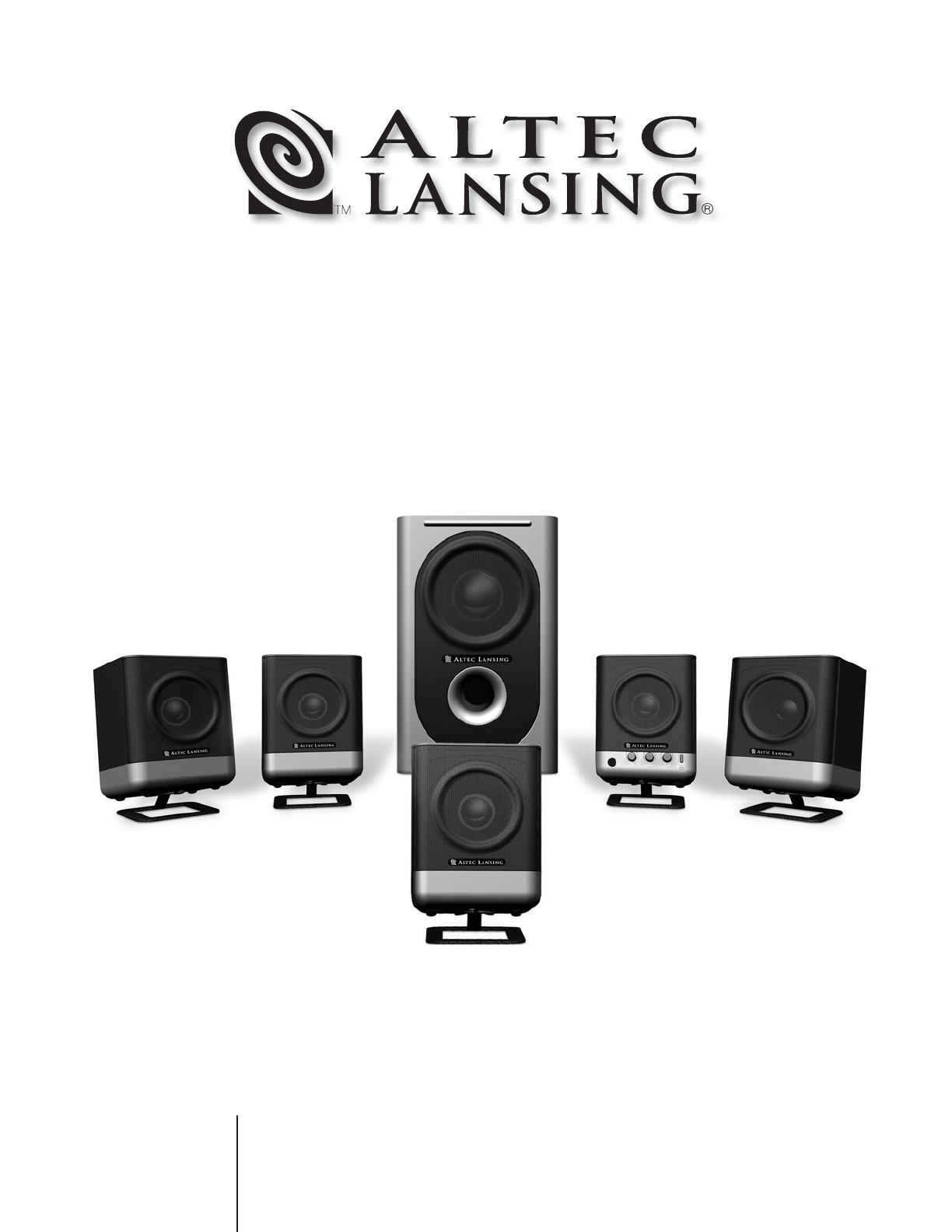 [DHAV_9290]  Altec Lansing Speaker 251 User Guide | ManualsOnline.com | Altec Lansing 251 Wiring Diagram |  | Home Audio Manuals - ManualsOnline.com