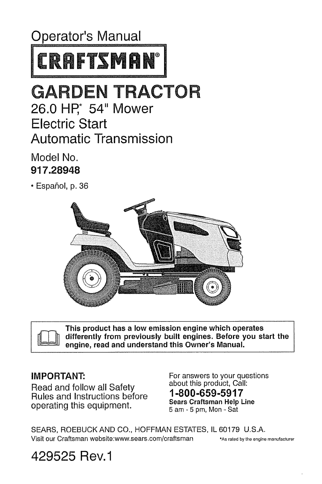 f42a5d10 c59b 44bc 8ef4 bdba46ffe3f7 bg1 craftsman lawn mower 28948 user guide manualsonline com  at bakdesigns.co