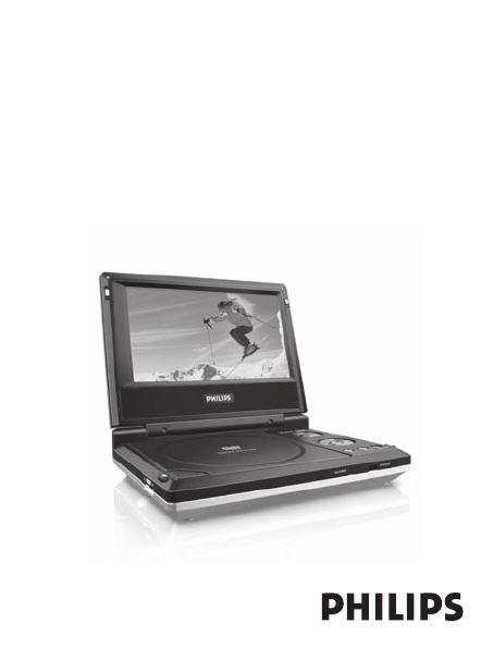 Philips Portable Dvd Player Pet707 User Guide