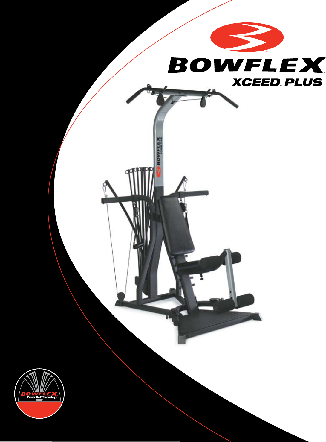 bowflex home gym xceed plus user guide manualsonline com rh fitness manualsonline com bowflex xceed assembly instructions Bowflex AB Attachment