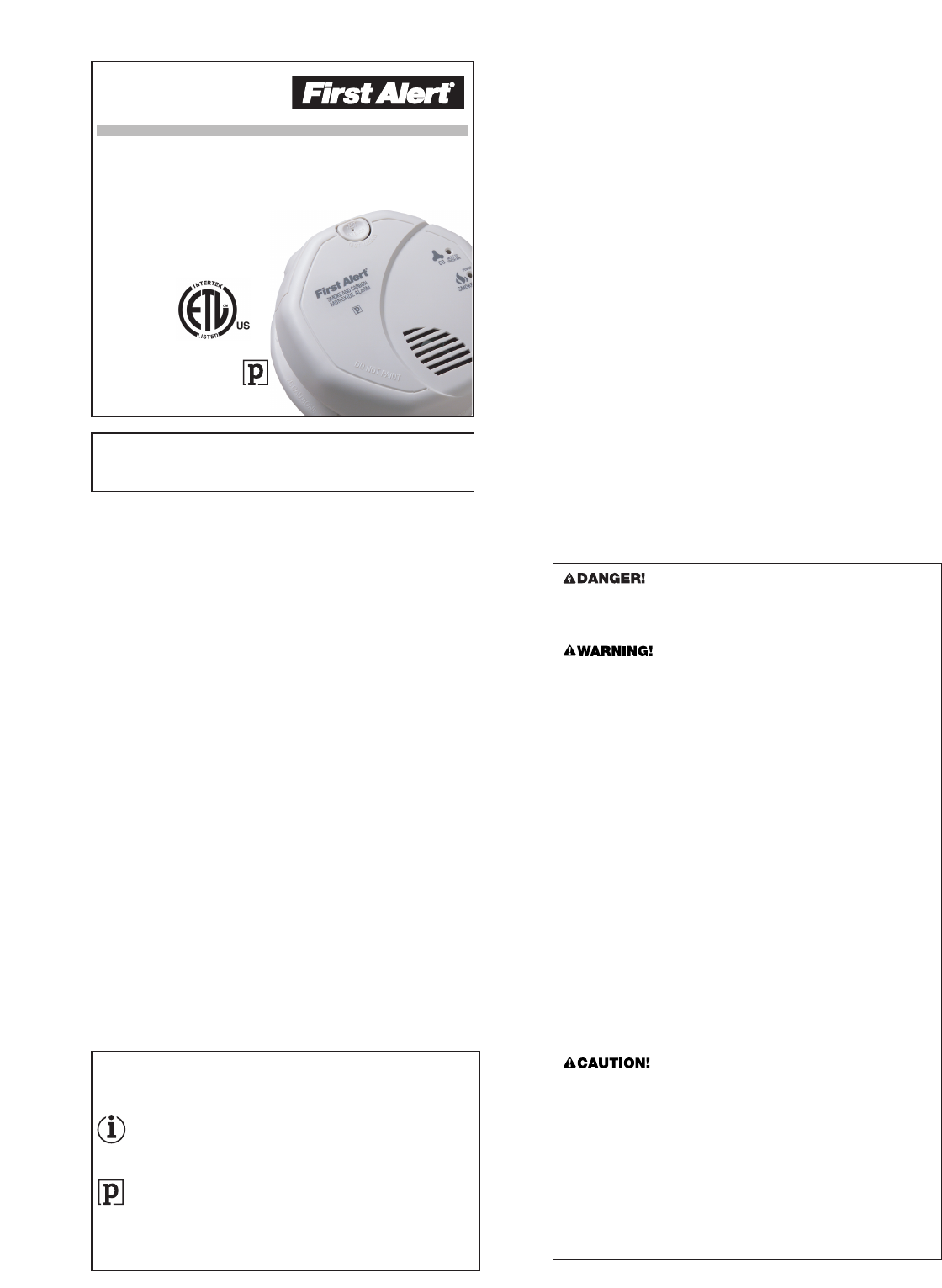 Sc7010b on smoke alarm brands