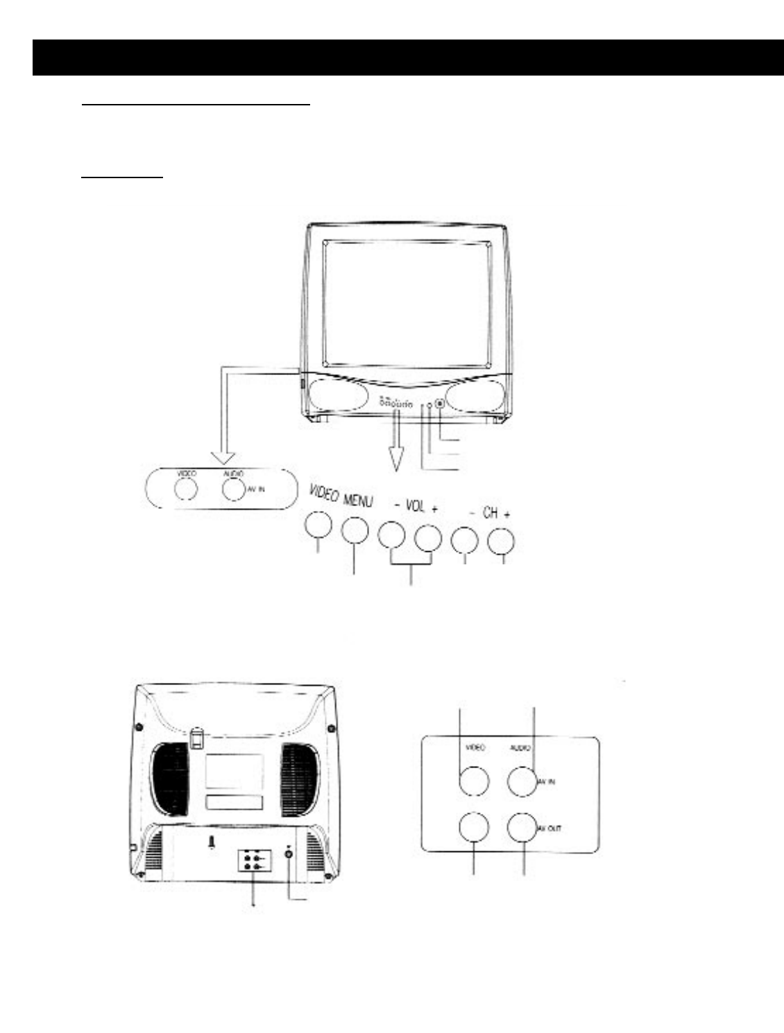 page 9 of apex digital flat panel television at2002 user guide