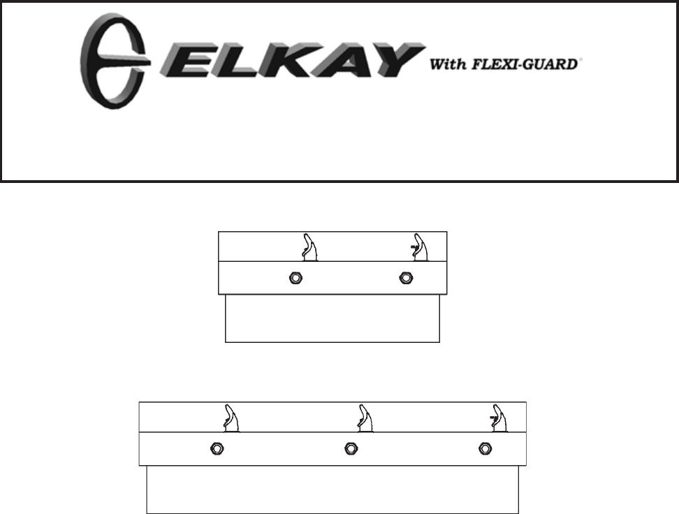 elkay edf310c water dispenser user manual