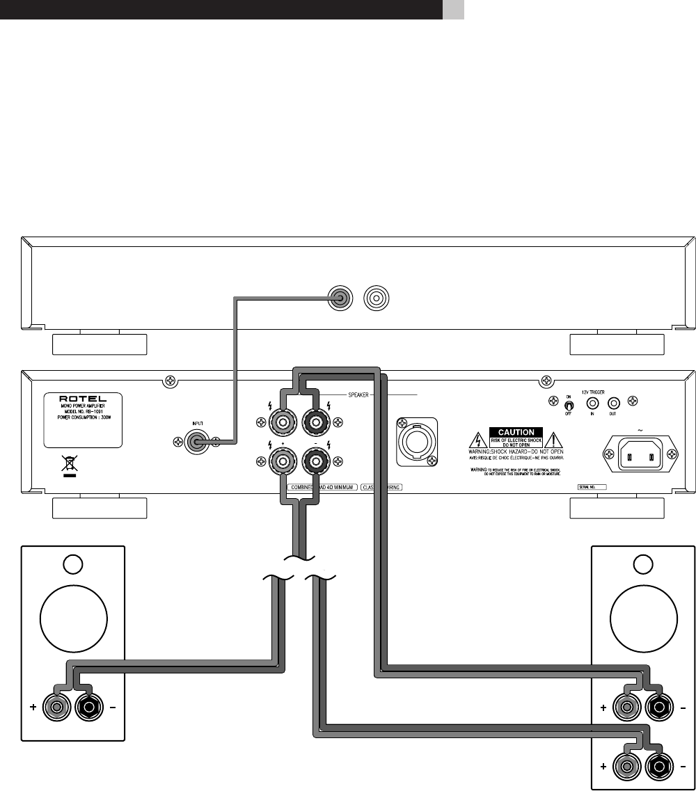 Page 4 of Rotel Stereo Amplifier RB-1091 User Guide | ManualsOnline.com