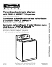 Free Kenmore Washer User Manuals | ManualsOnline com