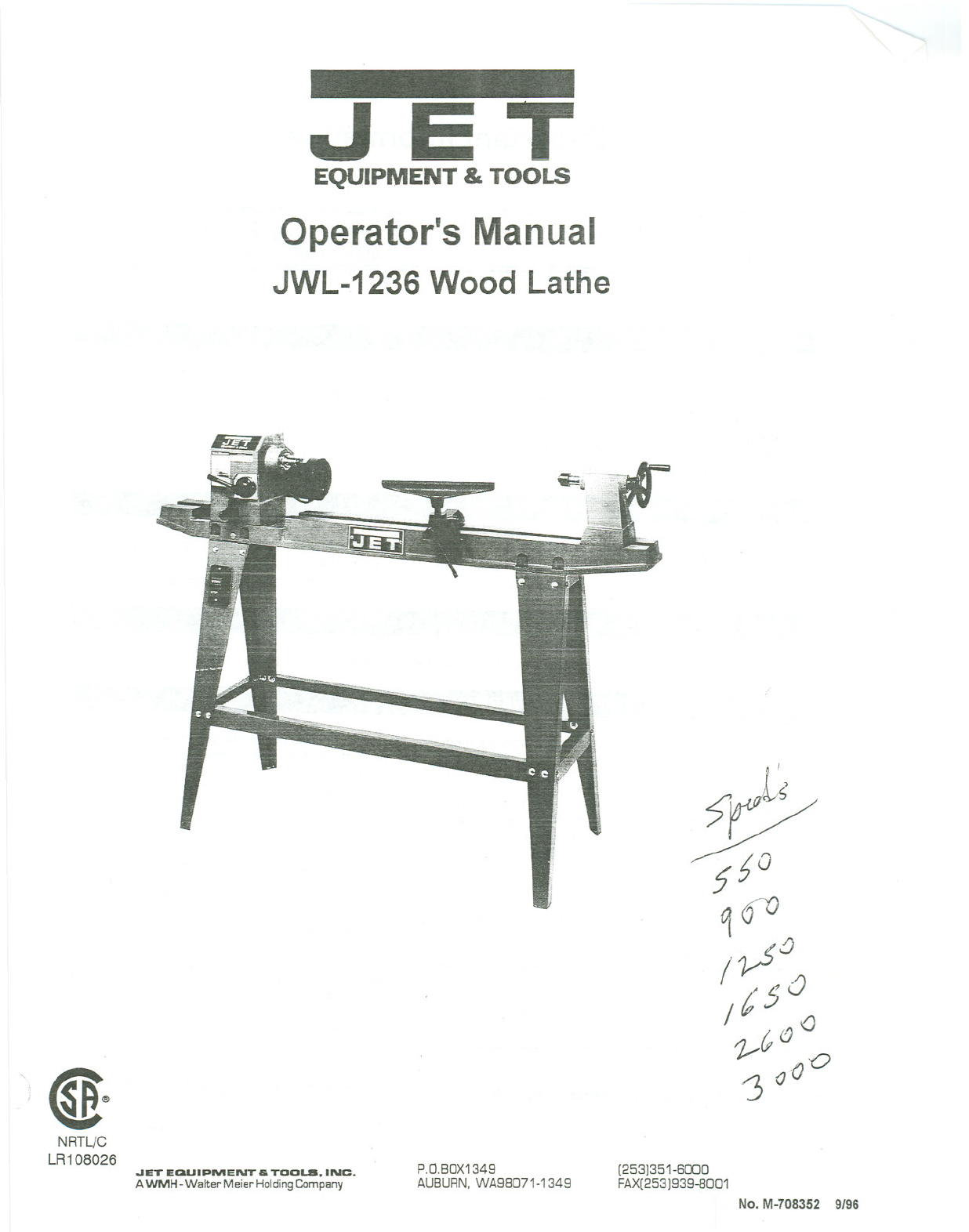 Jet 1236p Lathe Wiring Diagram 30 Images Metal 1236 For