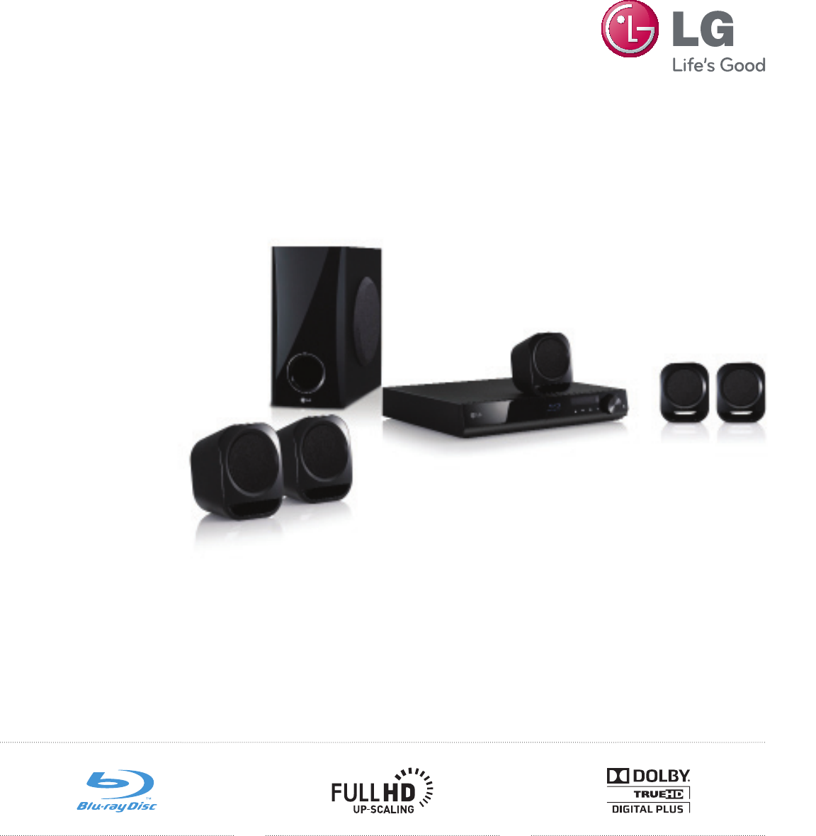 lg electronics home theater system bh4120s user guide rh audio manualsonline com LG Home Theater System HB954 LG LHB335 Home Theater System